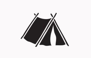 "alt=""Scouts Honor Paper Tent"""