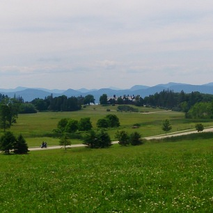 "alt=""Sherlburne Farms Vermont view"""