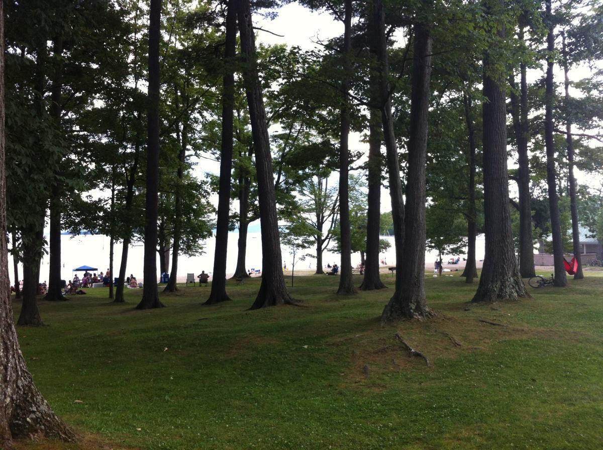 """alt=""""Burlington Vermont North Beach Campground"""""""